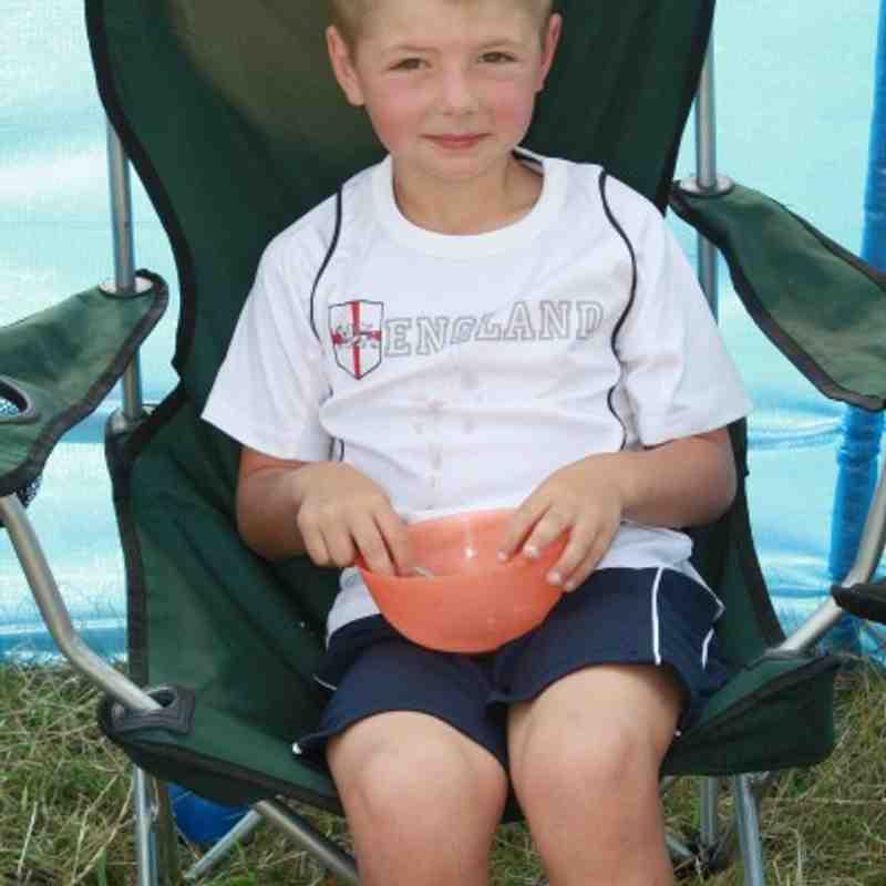 U9s camping weekend 101 to 197