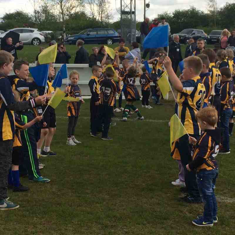 Massive Weekend Youth Rugby at Coalville RFC