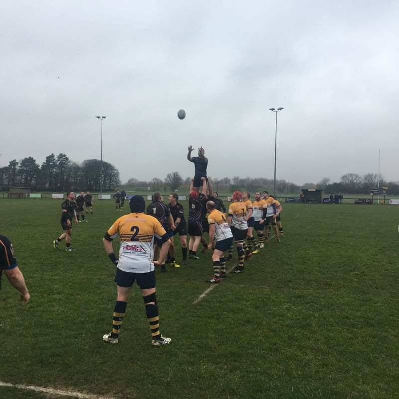 Changed 2nd XV Too Strong for Withernsea