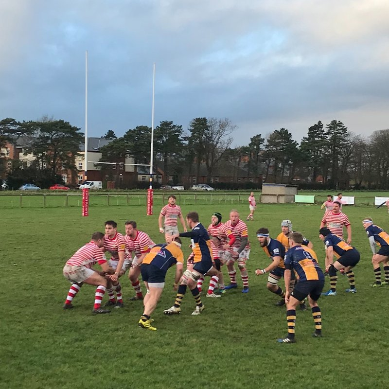 Home Win for 1st XV v Wetherby