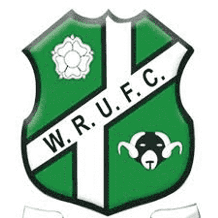 Stags Squad away to Wharfedale Rams - MATCH OFF Warterlogged Pitch