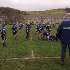 Good to get back to Sunday Junior Rugby at Ribb