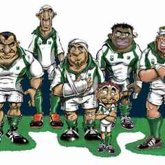 """Aire-Wharfe VETS """"Evening of Rugby"""""""
