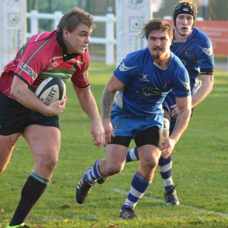York 36 Pts North Ribblesdale 0 Pts