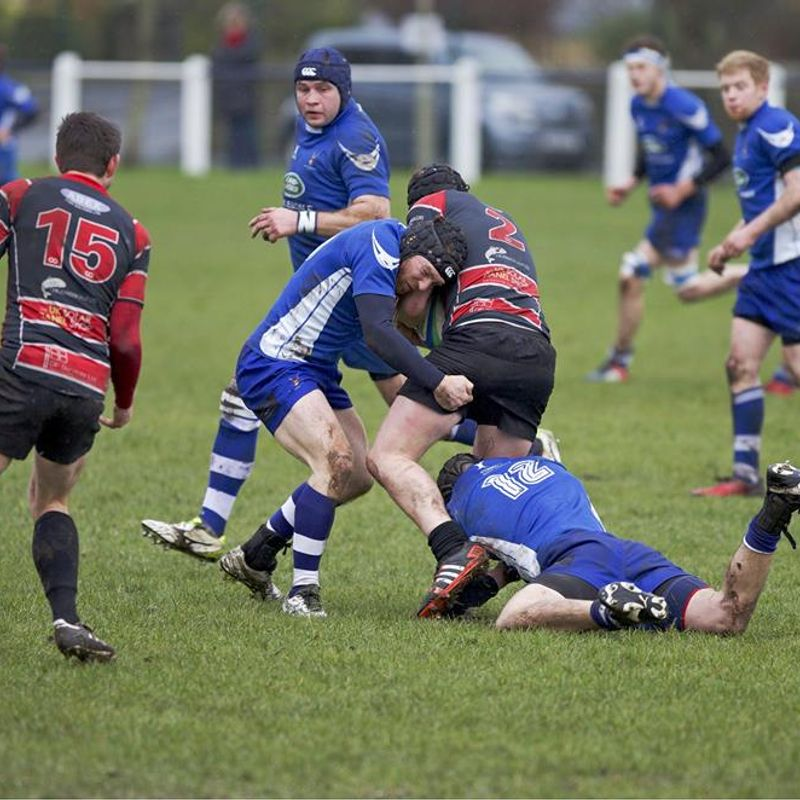 North Ribblesdale 15Pts Hullensians 5Pts