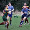"""Heath """"A"""" 15 Pts North Ribblesdale Stags 5 Pts"""