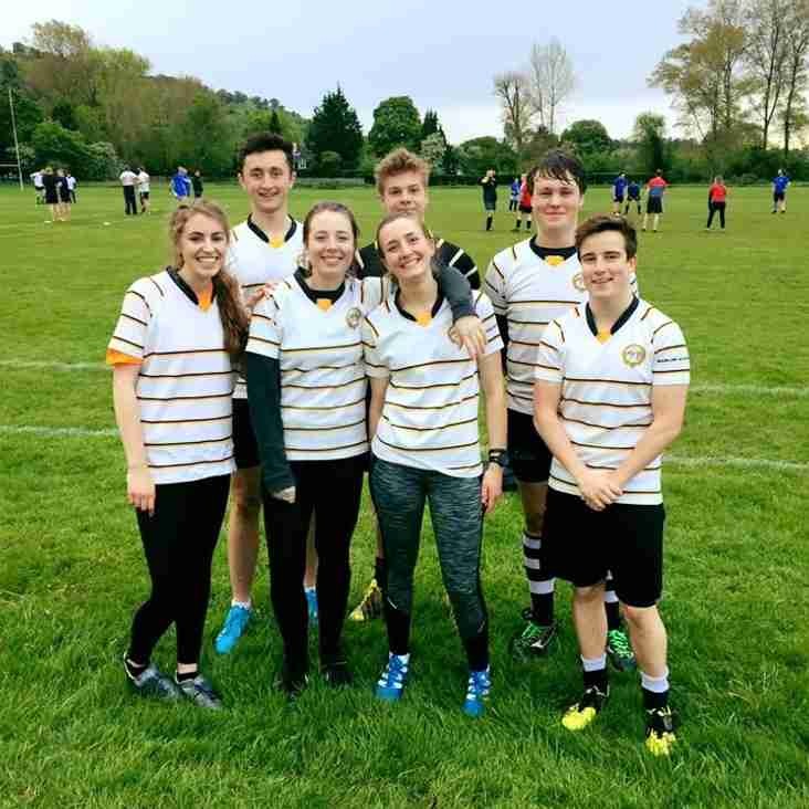 Marlow O2 Touch Summer League 2016 - Week 1 Round up