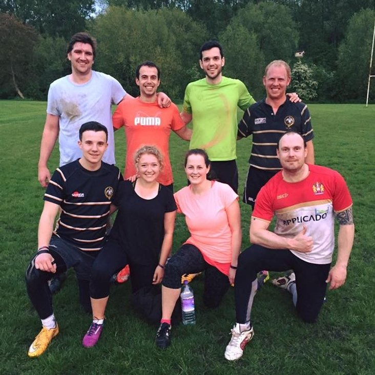 Marlow O2 Touch Summer League 2016 - Week 2 Round up<