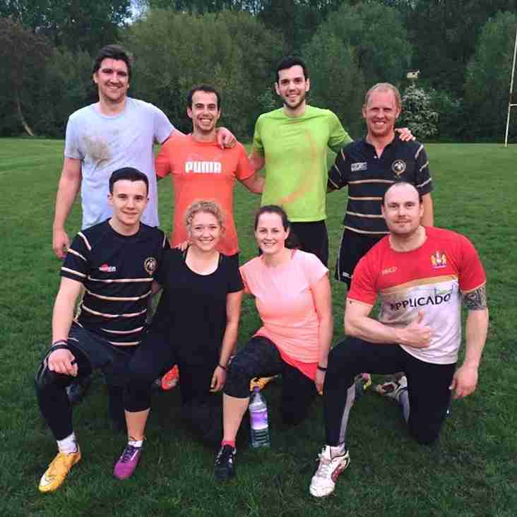Marlow O2 Touch Summer League 2016 - Week 2 Round up