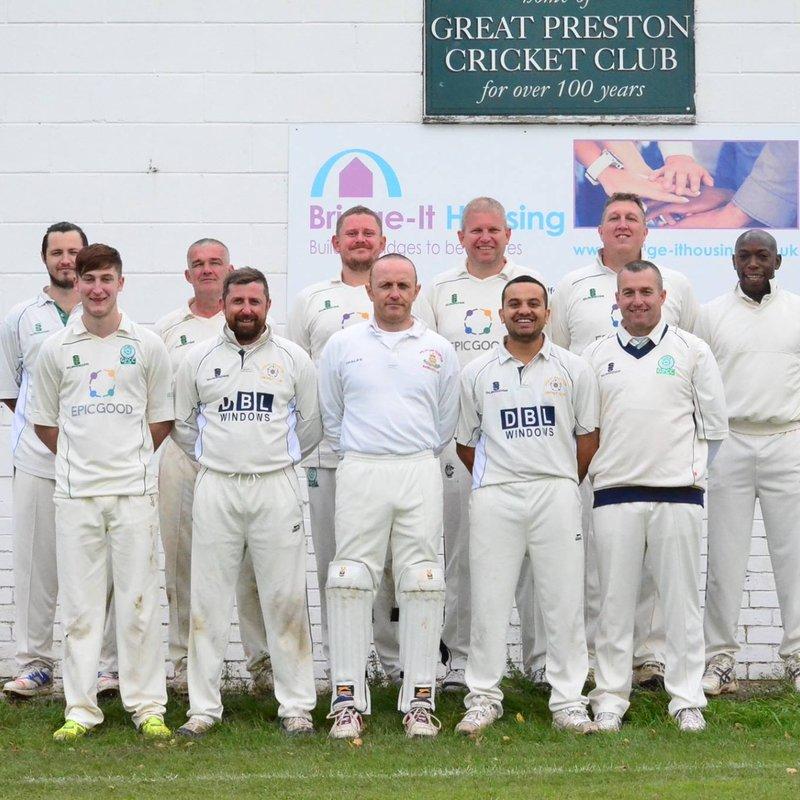 Brighouse 52 - 207/9 Great Preston