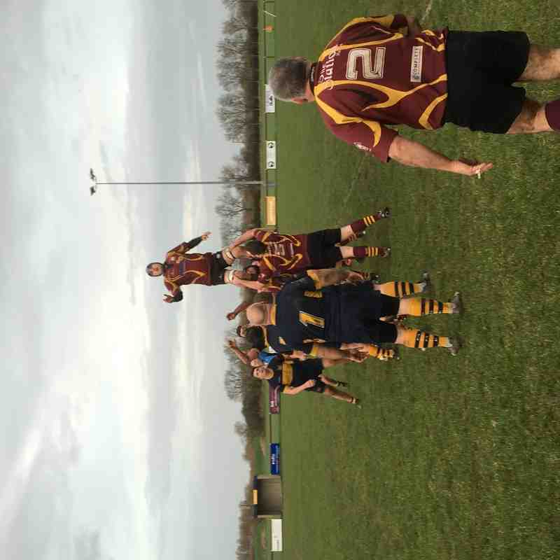 2nd XV v BP Chemicals 5 /12 /15