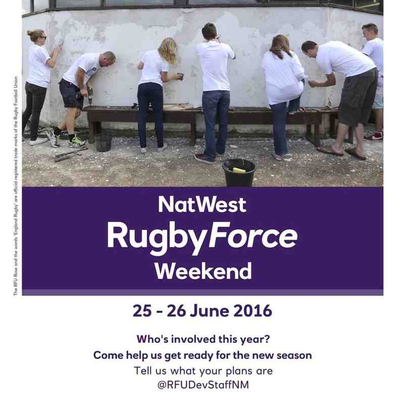 Natwest rugby force 2016