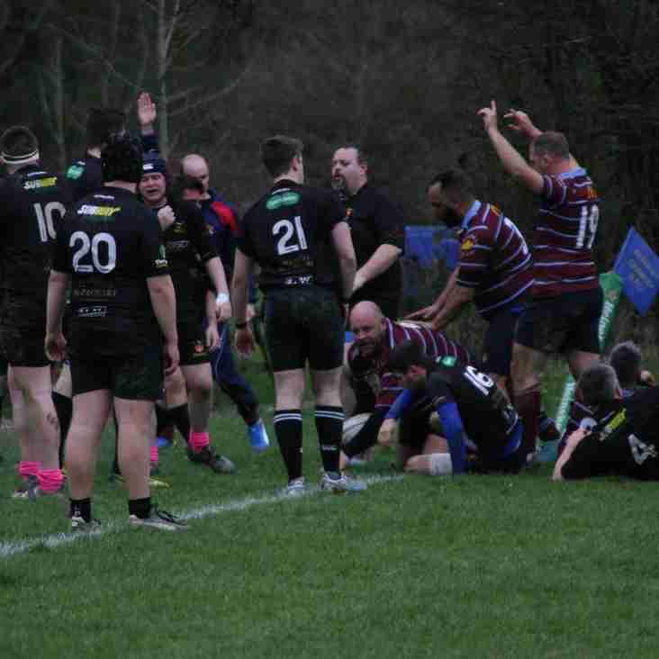 Crawley 3rds Semi Final Victory