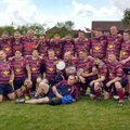 "3rd XV ""The Bulldogs"" beat East Grinstead 3 40 - 0"
