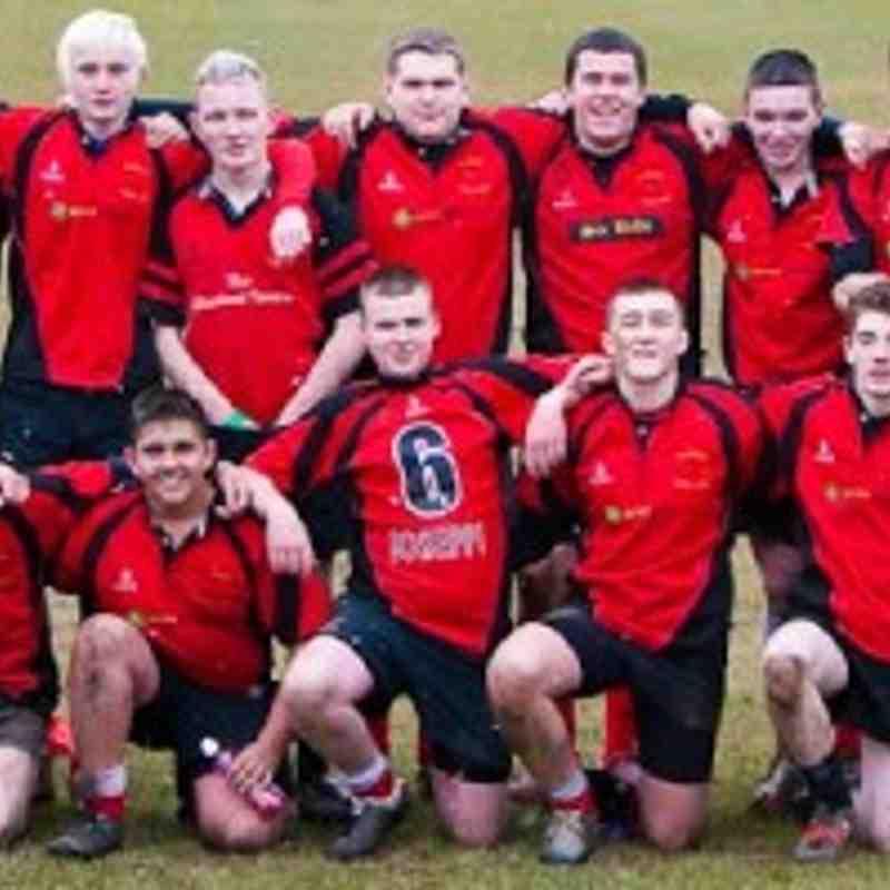 U16 vs Paisley 28 Feb 10