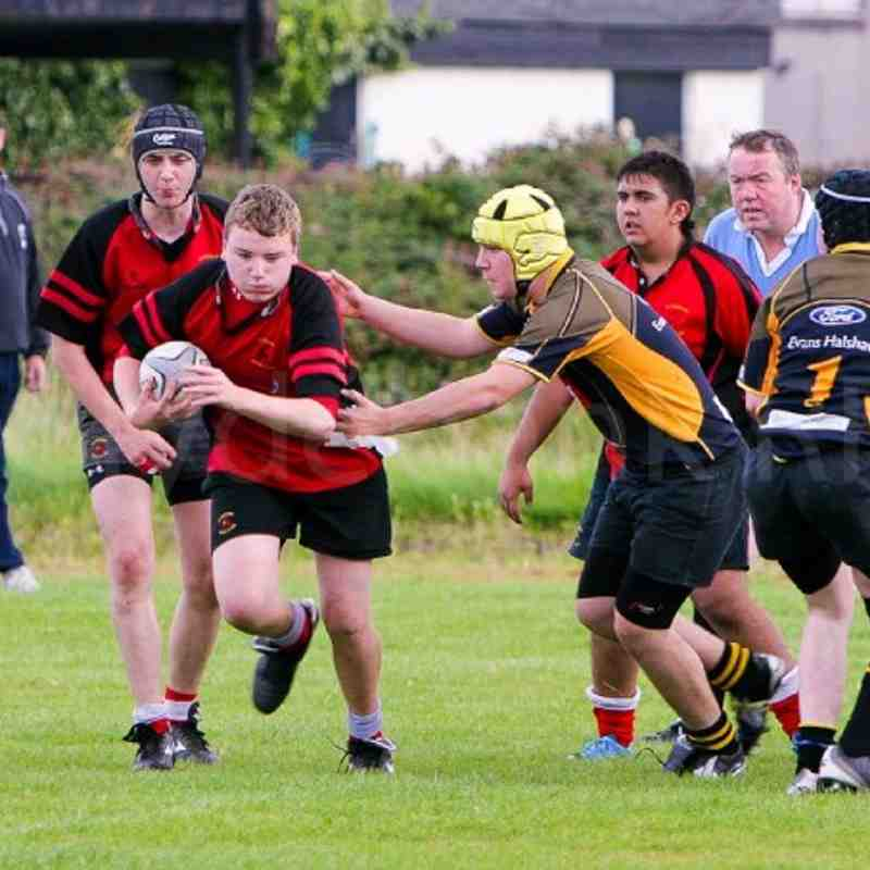 U16 vs East Kilbride 12 Sept 10
