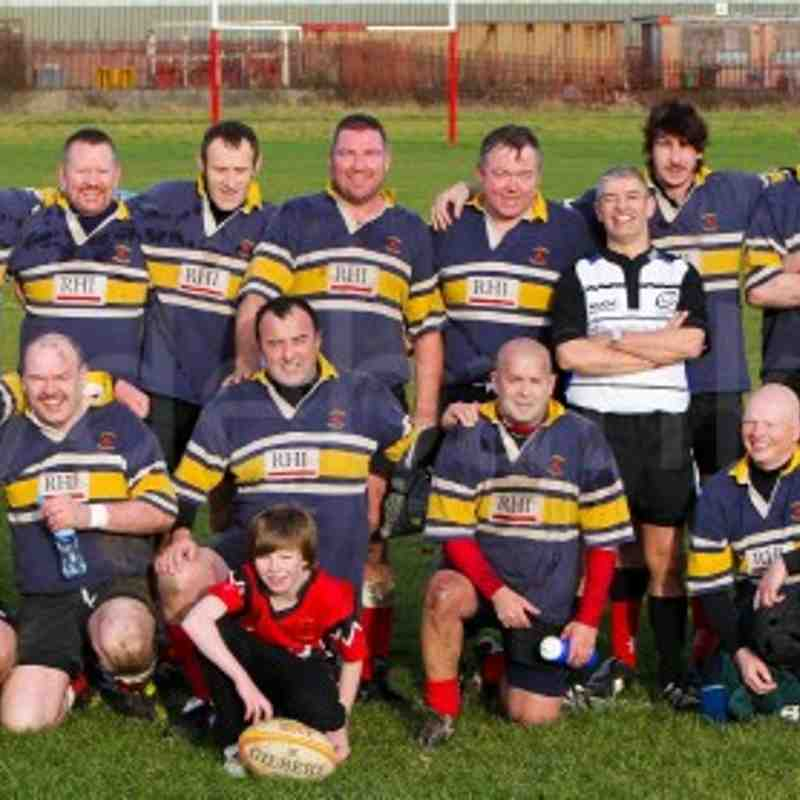 VETS vs GHA 20 Nov 2010