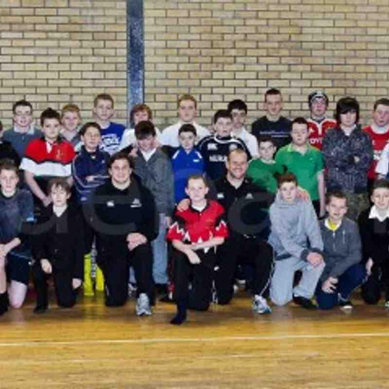 S1/S2 Coaching Academy Start Up 22 Feb 2011