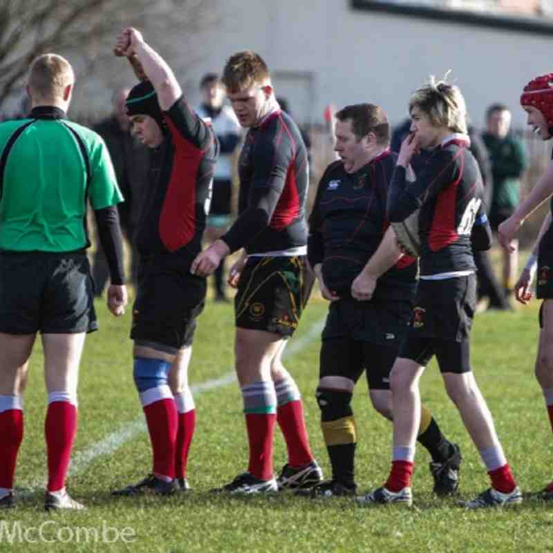 Clydebank 2ndXV vs Garnock 2 Feb 2013
