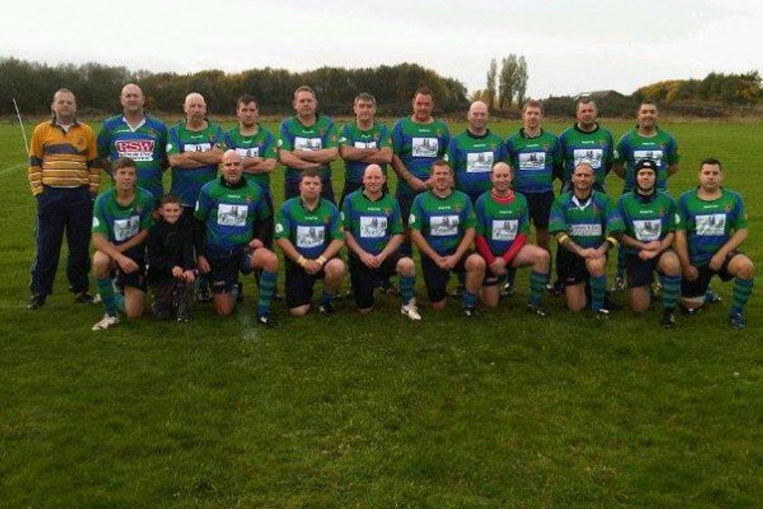 Third XV lose to Bristol Saracens 3rd XV 65 - 0