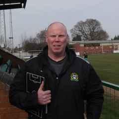 Prodigal Coach Steve Returns to Kirkby Road