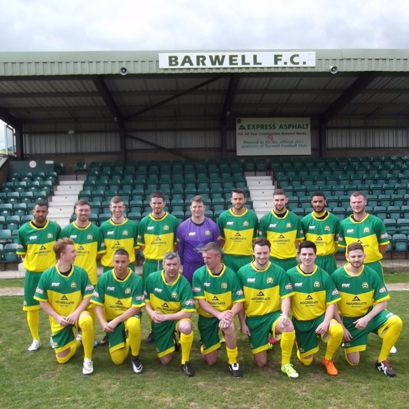 Barwell 1-3 Brackley Town