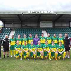 Barwell move quickly to shape next year's squad.