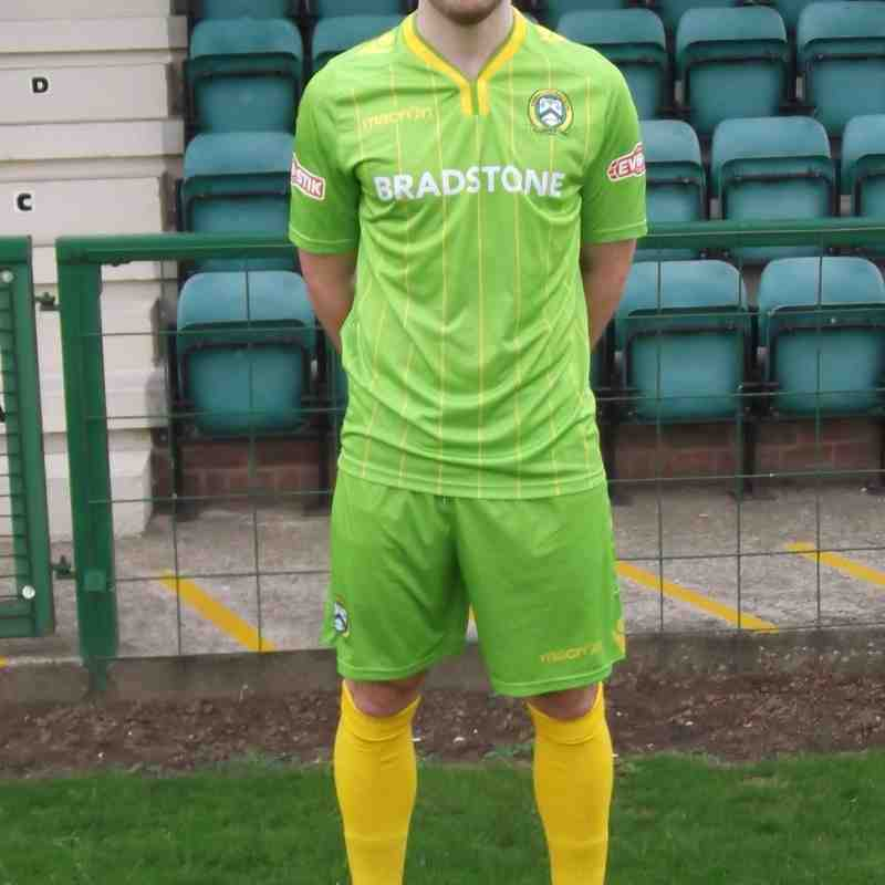 Barwell's New Kit 2016