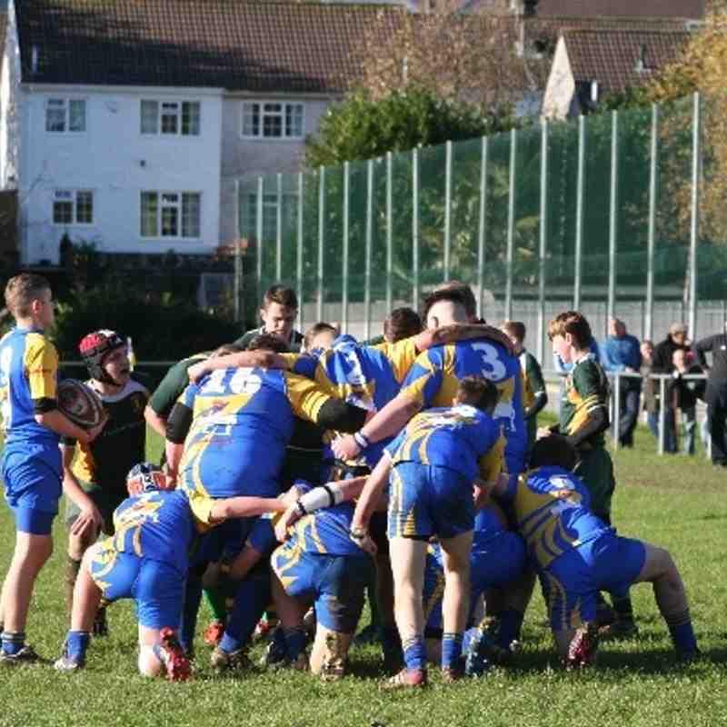 Under 5's vs Merthyr RFC