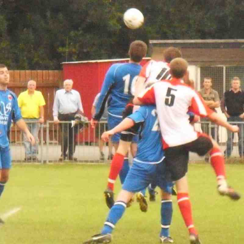 Rhayader Town v Technogroup Welshpool
