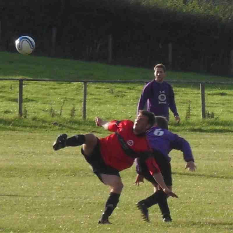 Rhosgoch Rangers v Presteigne St Andrews