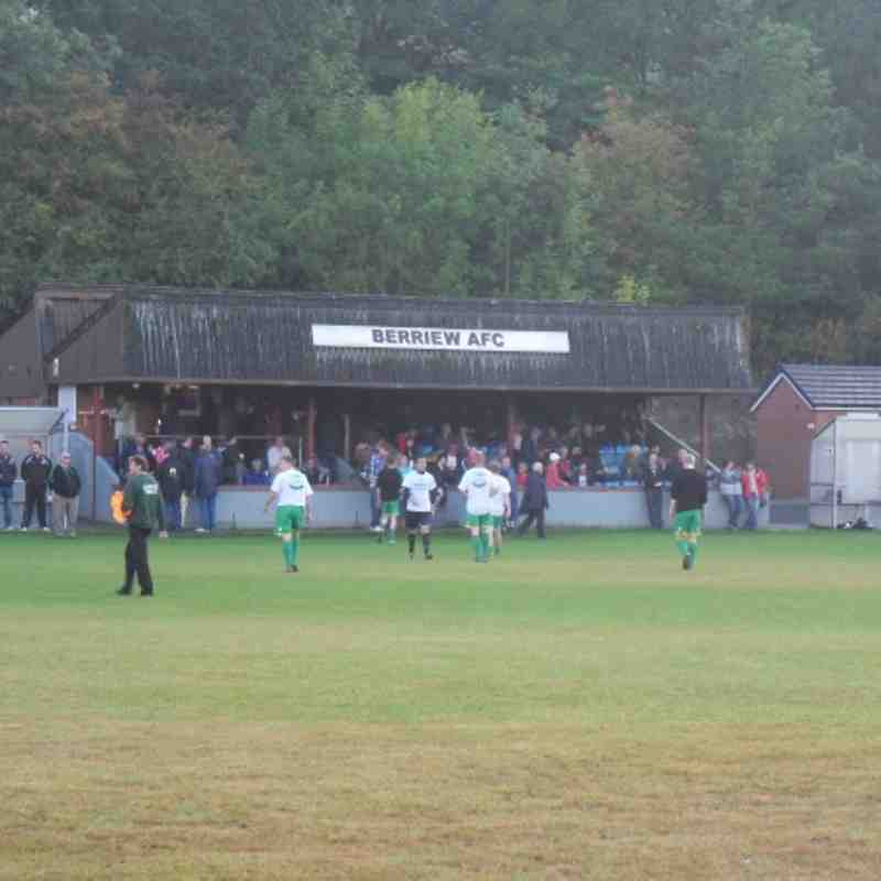 Berriew v Llanidloes Town