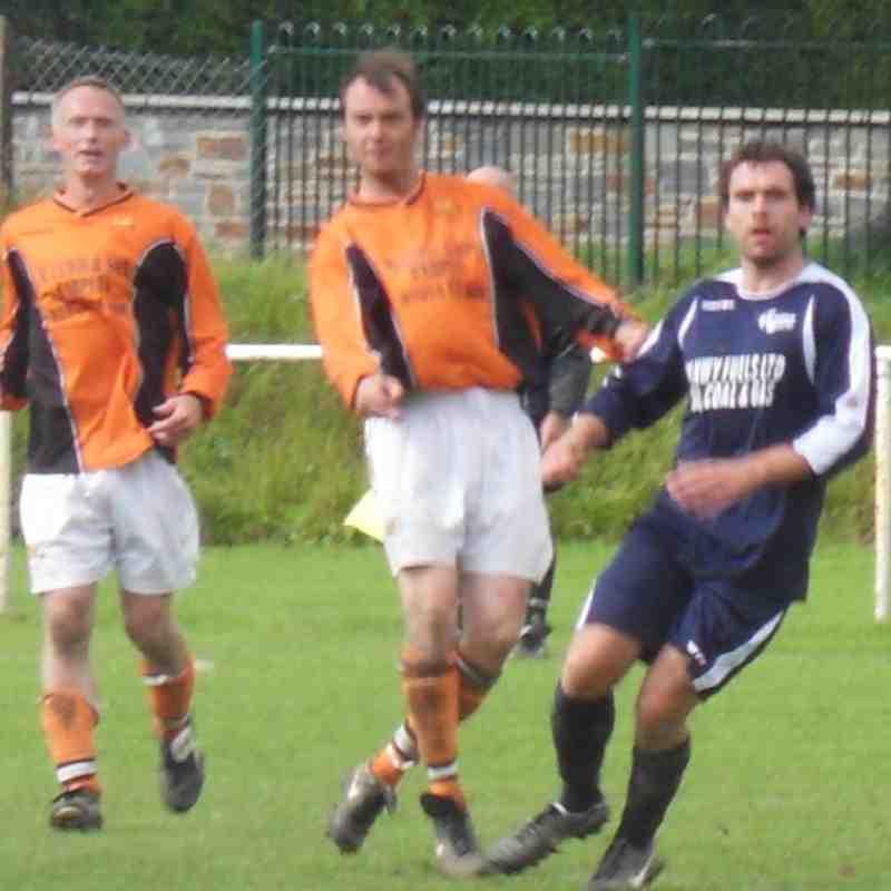 Bont v Llanfair United