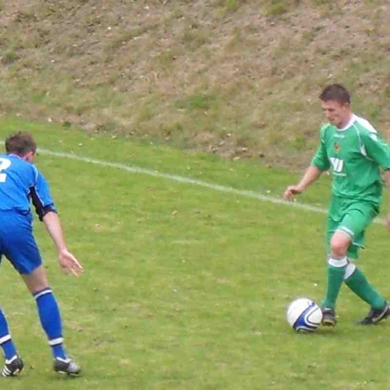 Llansantffraid Village v Welshpool Town