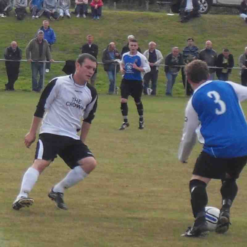 Waterloo Rovers v Montgomery Town