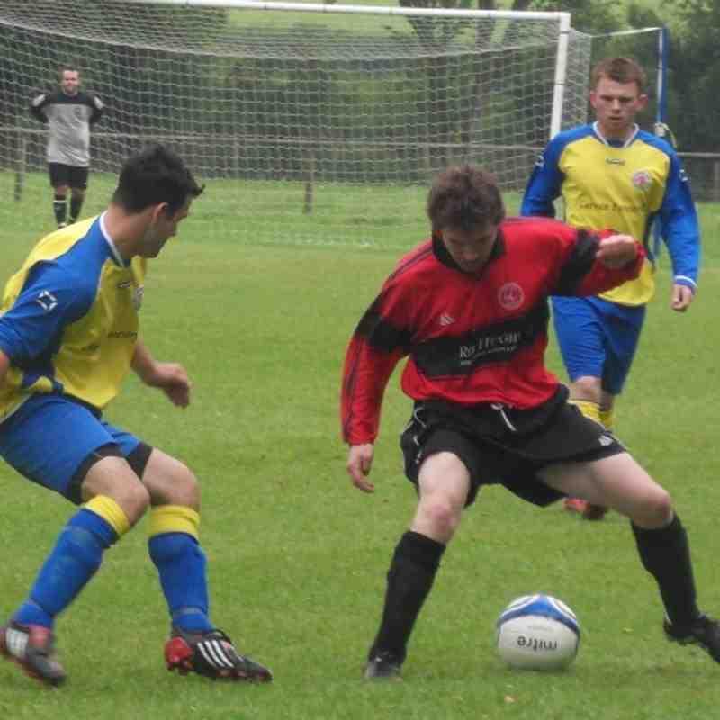 Rhosgoch Rangers v Corwen Amateurs
