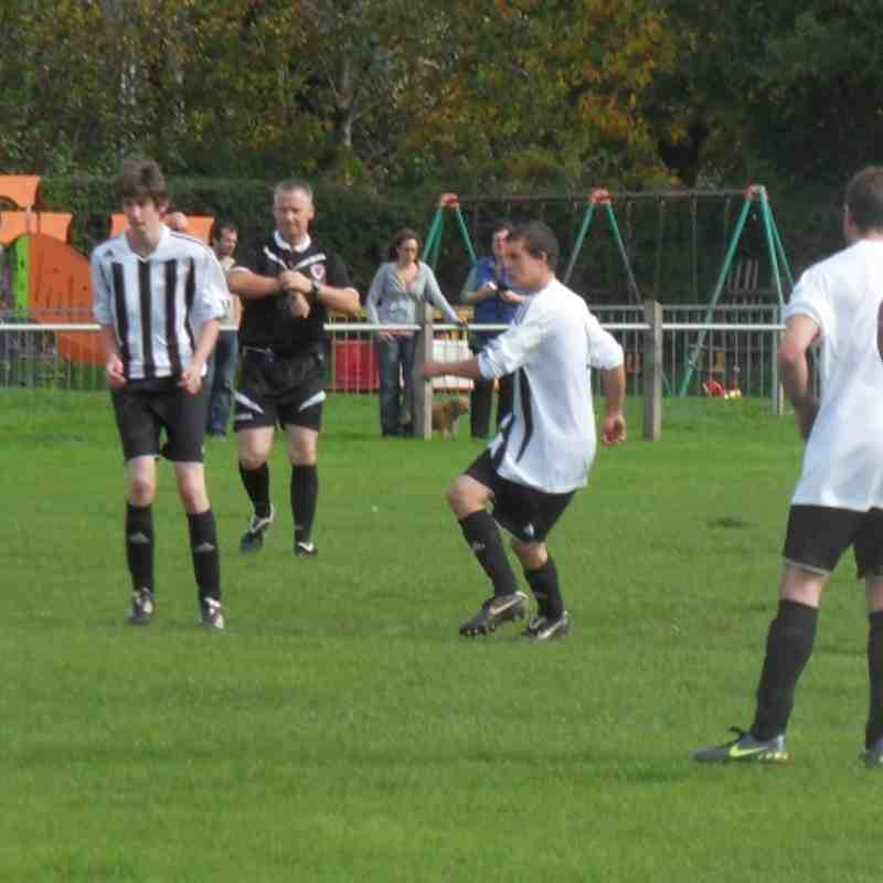 Talgarth Town v Newcastle