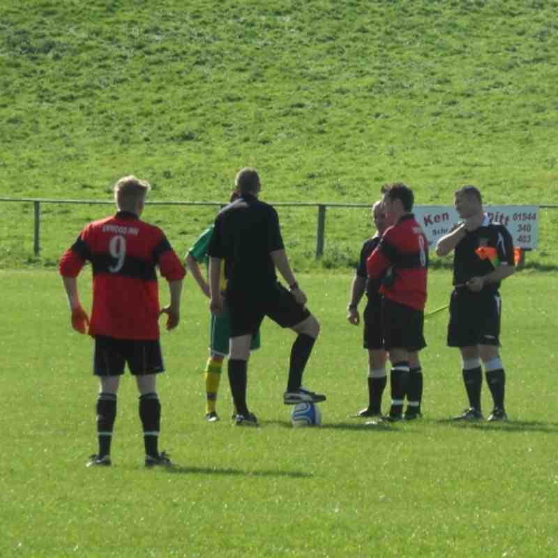 Rhosgoch Rangers v Merthyr Saints