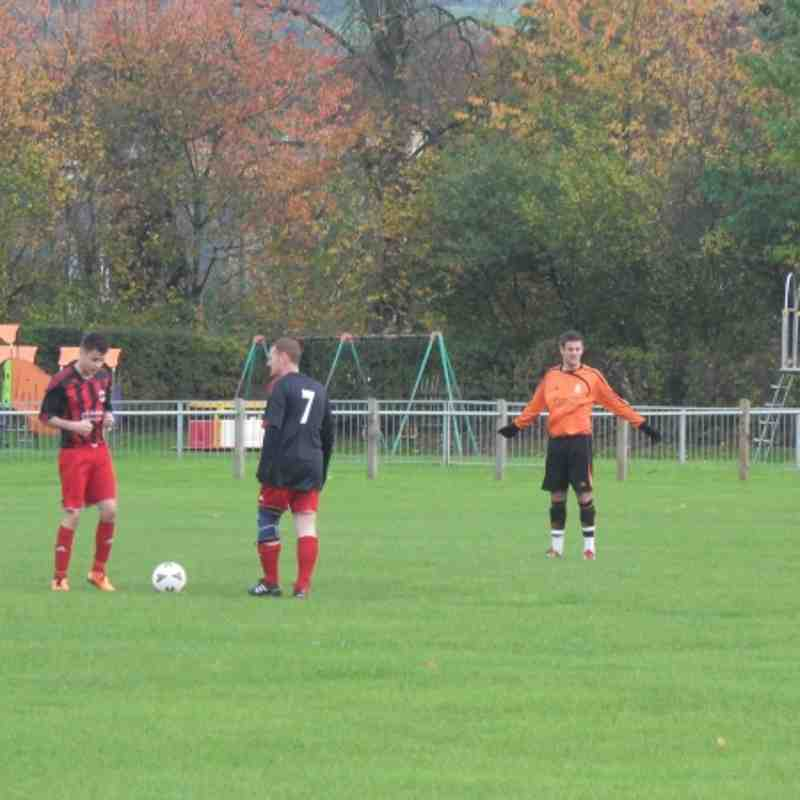 Talgarth Town v Builth Wells