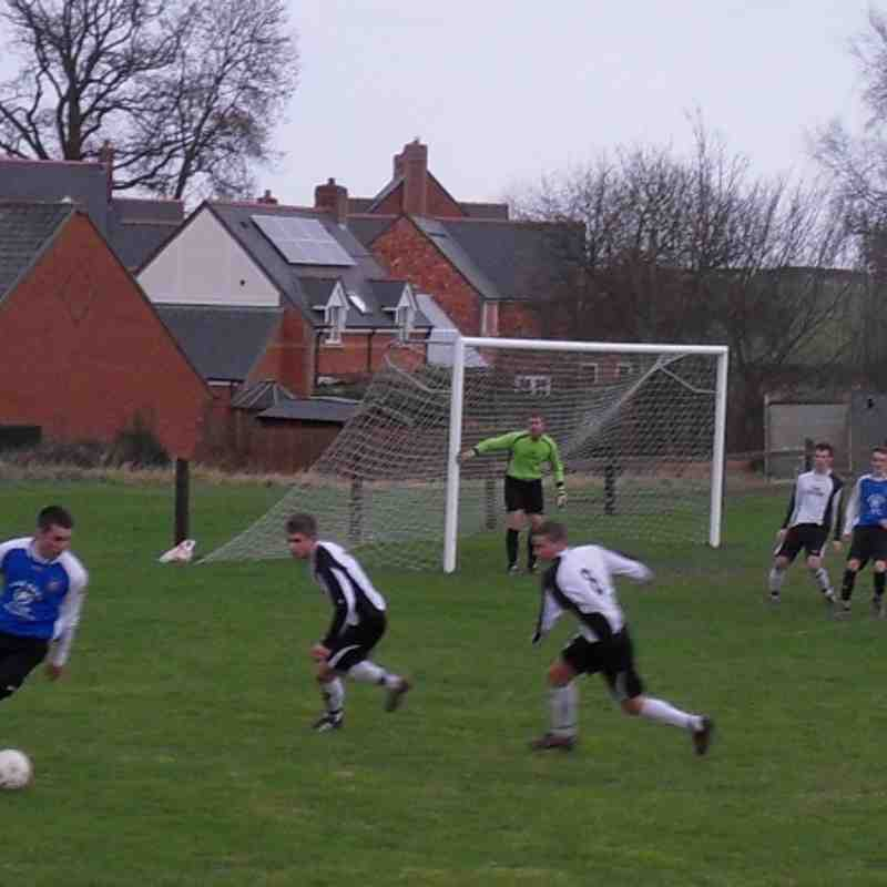 Montgomery Town v Waterloo Rovers