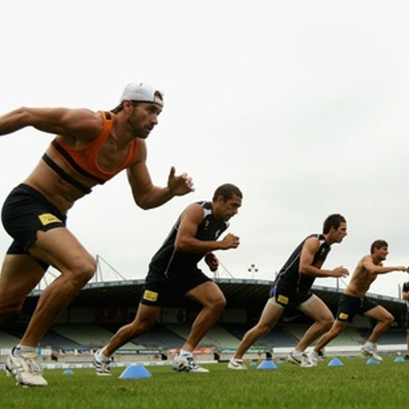 2018 Season Training