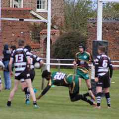 Heworth Cup Round1