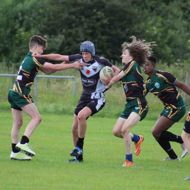 u14s v cas panthers