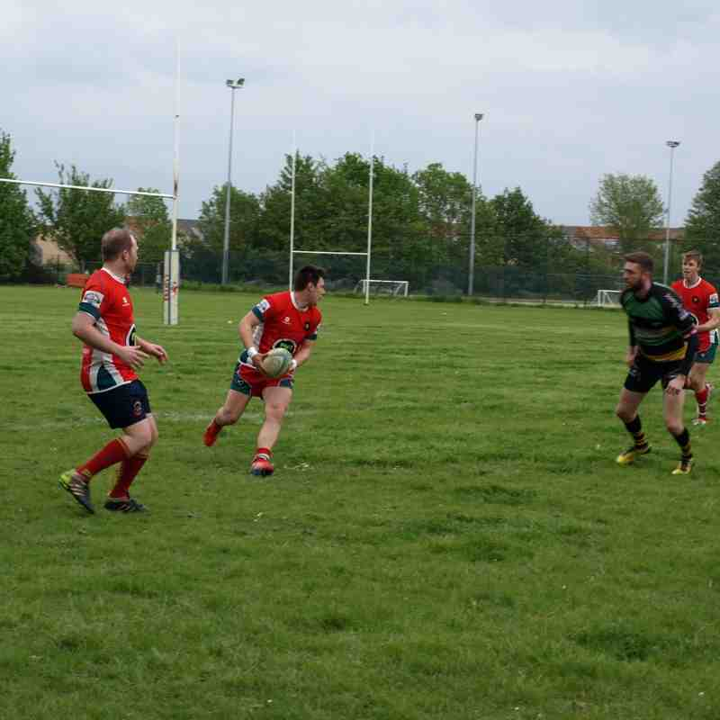 Presidents Memorial Charity Day - Presidents Select v Peterborough Welsh