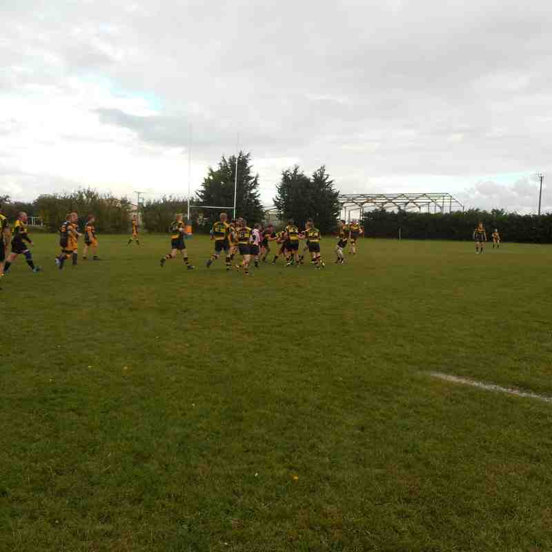 Bourne v Deeping (14-9)
