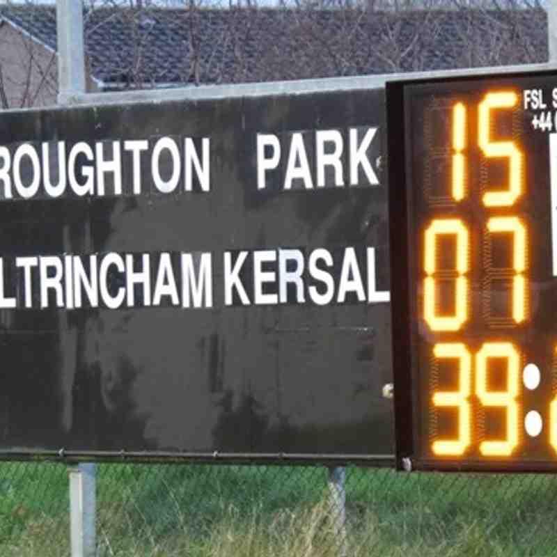 Broughton Park 1XV (15) vs AK1XV (7) 19th Dec 2015