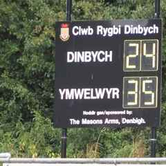 Pre Season Win away AK 35 vs Denbigh 24 (13th Aug)