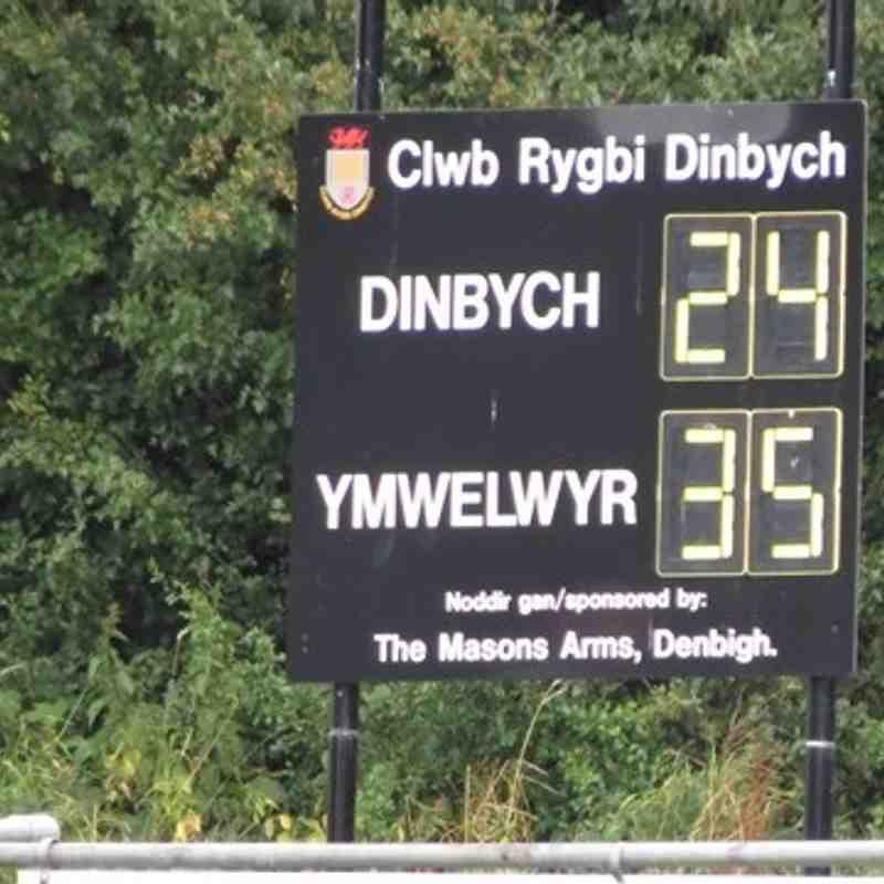Pre Season Win away AK 35 vs Denbigh 24 (13th Aug)