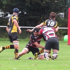 AK (14) vs Northwich (39) Cheshire Vase Aug 27th '16