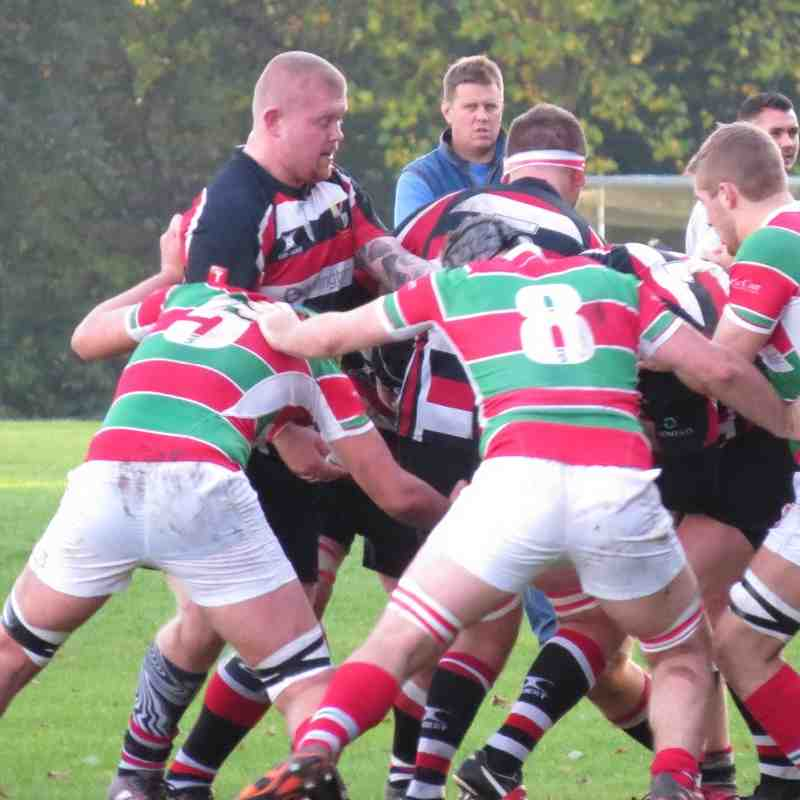 Warrington (41) vs AK1 (27) Sat Oct 22nd 2016